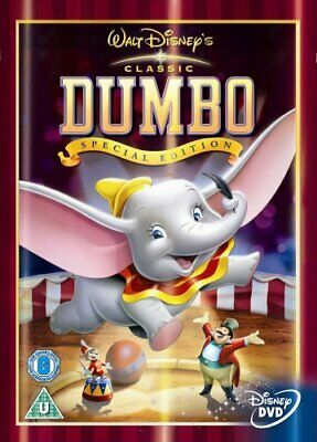 Dumbo (Special Edition) [1941] [DVD] - DVD  N6VG The Cheap Fast Free Post