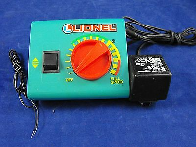 LIONEL  CONTROLER   ( used tested)