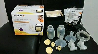 Medela 6R4Tzr1 Pump-In-Style Advanced Breastpump Starter Set Double Feeding