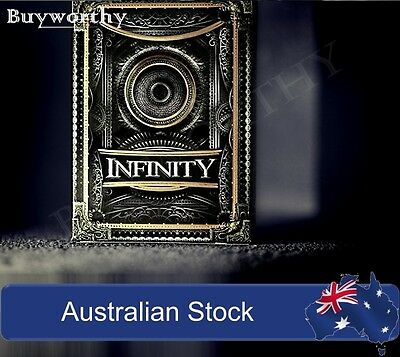 INFINITY Series Ellusionist Premium Playing Card Deck Brand New & Sealed