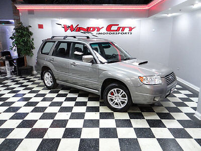 2006 Subaru Forester 4dr 2.5 XT Limited Manual 06 Subaru Forester XT Limited Wagon AWD Turbo Rare 5-Speed Htd Leather New Tires
