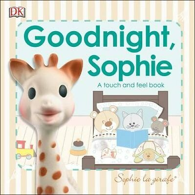 Baby Touch and Feel Goodnight Sophie by DK 9780241278543 (Board book, 2017)