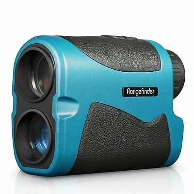 600 Yard Hunting Golf Laser Range Finder Monocular Rangefinder Measure Tool