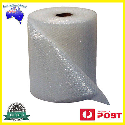 375mm x 100m (Meters) Bubble Wrap Roll 10mm Bubbles- SAME DAY POSTAGE AUS WIDE