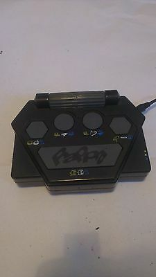 Rappa retro portable drum machine with pitch bend roller - used working - retro