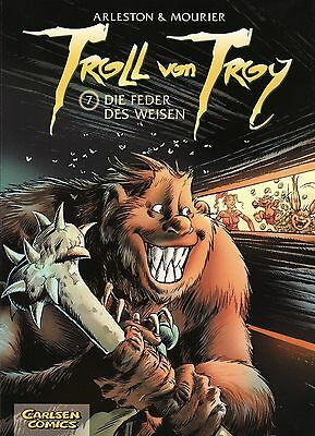 Troll von Troy - Band 7 - Carlsen - Softcover
