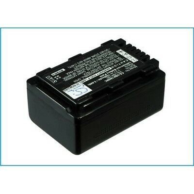 Replacement Battery For PANASONIC HC-V10 1500mAh