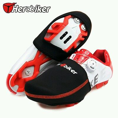 New 2016 Cycling Winter Toe Covers Thermal Autumn/winter,mens Womens Uk Seller