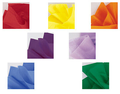 Colours of the Rainbow Kids BULK Tissue Paper Collection | Gift Wrap Supplies
