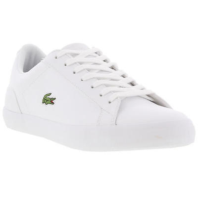 Lacoste Lerond BL 1 CAM Mens Leather Trainers Size 7-11