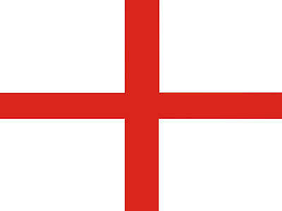 England Flag  3Ft X 2Ft *new*