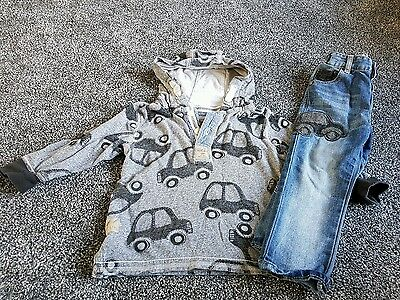baby boys next car outfit 12-18