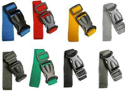 Compression Strap with Quick Release Buckle 25mm, sizes from 40 cm to 300 cm