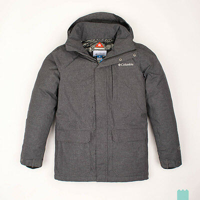€199 Columbia Agent Arson Thermal Breathable Waterproof Ski Jacket - From POPPRI