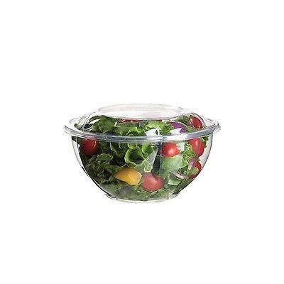 Eco-Products - Renewable & Compostable Salad Bowls - 32oz.Bowl with Lid - (Ca...