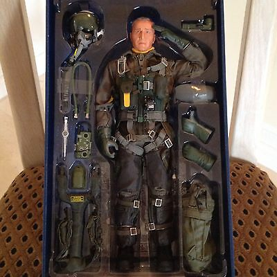 George W Bush Elite Force Aviator Doll (New With Box In Mint Condition)