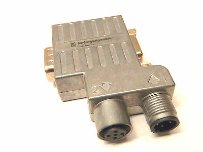 Lumberg Automation 0976 PMC 514 Profibus Conector 90° Compact Version M12