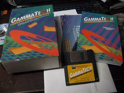 VINTAGE GAMMA TECH UTILITIES VERSION 3.0 32 BIT for IBM OS/2 COMPLETE