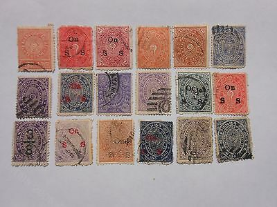 Timbres Inde