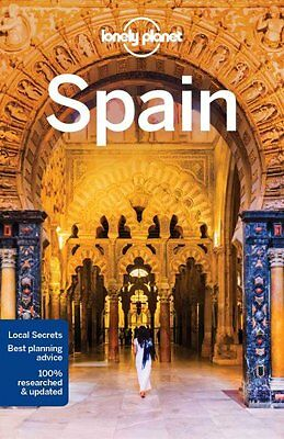Spain by Lonely Planet 9781786572110 (Paperback, 2016)
