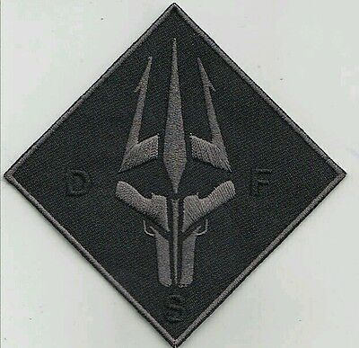 CGDSF US Coast Guard Velcro DSF MSRT, TACLET, MSST deployable special forces