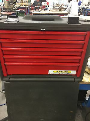 Snap On Tools KRP825 Portable Tool Box Chest.Rare Vgc Can Post