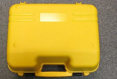 Geomaster Yellow  Hard Carrying Case For Prism Station