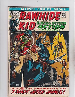 Marvel Comics Group! The Rawhide Kid! Issue 101!