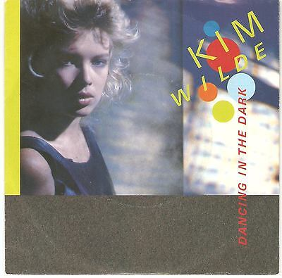 Kim Wilde Dancing In The Dark German 7 Inch