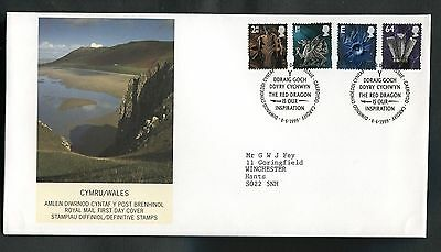 1999 Wales Country Definitives