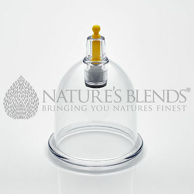 New CUPPING /HIJAMA B3 500 CUP DISPOSABLE NATURE'S BLENDS