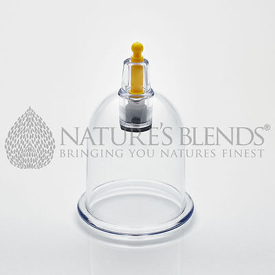 500 Nature's Blends Hijama Cups Cupping Therapy B4 4cm Free Next Day Delivery