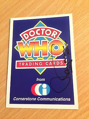 Doctor Who - Mary Tamm signed Cornerstone Trading Card - Autograph