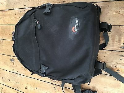 Lowepro Mini Trekker Classic Camera Backpack - Black
