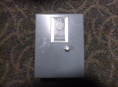 Allen Bradley 509-TAD Series B Voltage Starter Enclosure Only Excellent Cond.