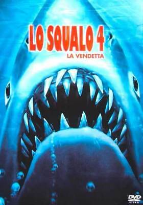 Lo Squalo 4 - La Vendetta DVD PULP VIDEO