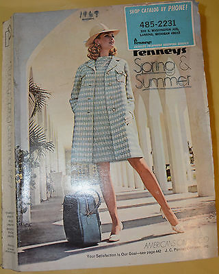 1969 Penneys Spring & Summer Catalog