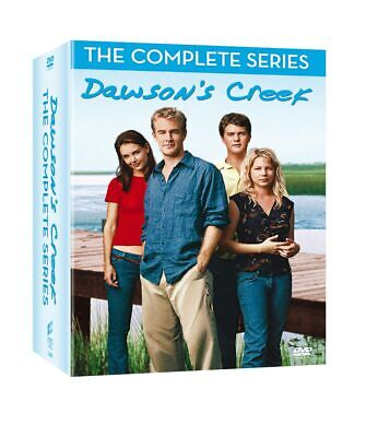 Dawson's Creek - Serie Completa - Stagioni 01-06 (34 Dvd) SONY PICTURES