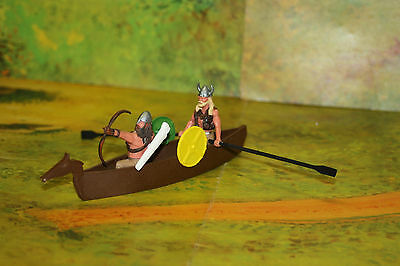 Timpo Conversion Viking Babarian Canoe by DaBro