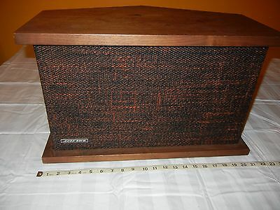One Vintage Bose 901 Series II Stereo Speaker Made in USA 35 POUNDS HEAVY