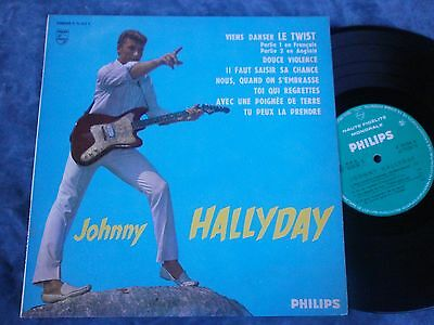 JOHNNY HALLYDAY  33 T 25 Cm  76 534  NOUS,QUAND ON S'EMBRASSE