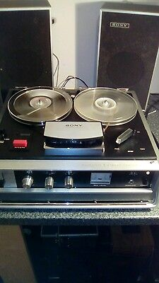 Sony Tc230 Reel To Reel