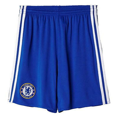adidas Chelsea Home Shorts 2016 2017 Mens SIZE M