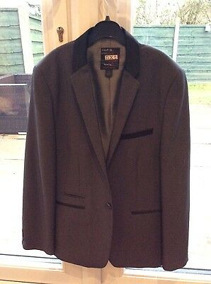 Next age 12 Grey Suit Jacket