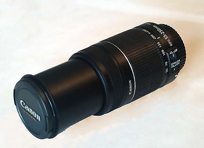 Objectif CANON EF - S 55-250mm f 1:4,5-5.6 IS