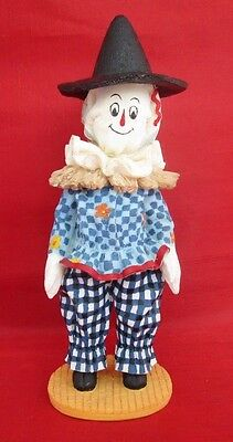 Madame Alexander The Wizard of Ox Scarecrow porcelain figurine