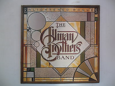 The Allman Brothers Band.enlightened Rogues 33T  1979