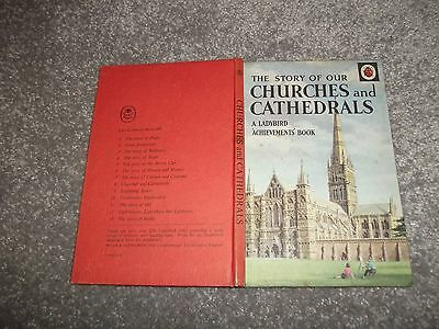 Ladybird Book The Story of our Churches and Cathedrals. price 2/6