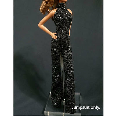Dolls jumpsuit for Muse Barbie, Silkstone, Tall barbie, FR -  No.0074