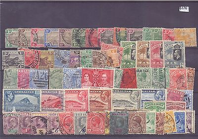 s176-World Collection Mint & Used